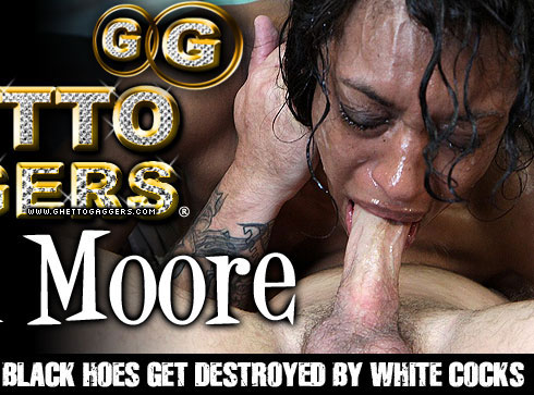 Ghetto Gaggers Bianca Moore Video